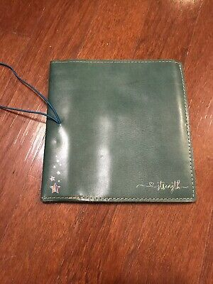 Foxy Fix travelers notebook No.5 B6 Spice Jade TN FF New Travellers