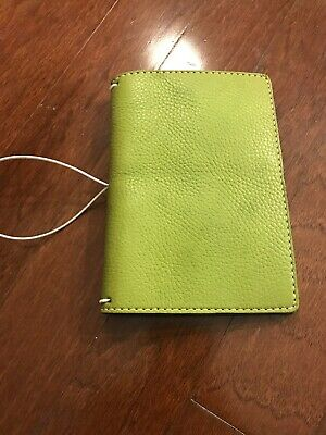 Chic Sparrow travelers notebook B6 Slim TN Deluxe Pemberley Fern Travellers