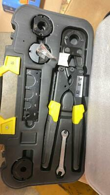 Apollo Multi-Head PEX Crimp Tool Kit