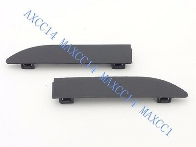 Front Bumper Tow Hook Cover Set of 2 for 2001-2003 BMW X5 3.0i Right and Left Side Gray