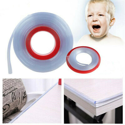 Collision Cushion Table Edge Guard Strip Desk Corner Protector Baby Safe Bumper