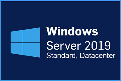 Windows Server 2019 Standard / Datacenter