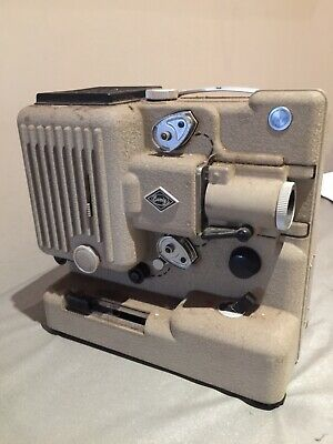Eumig Wein Type P8 Super 8 mm Antique Projector