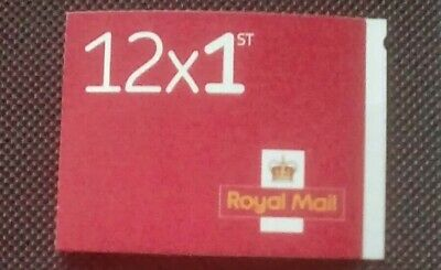 first class stamps 60 brand new stamps 5x12 booklets £40.99 bargain but it now.