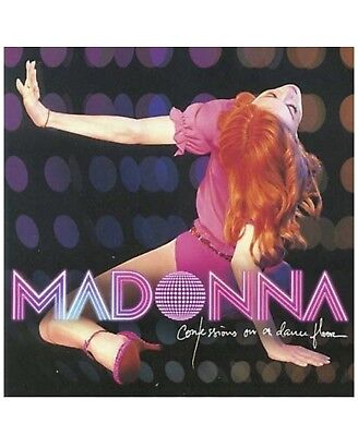 Madonna - Confessions On A Dance Floor - 2 x Pink Vinyl LP *NEW & SEALED*