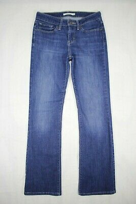 Levi's Red Tab 715 Bootcut Women's Jeans Med Wash Size 28x32