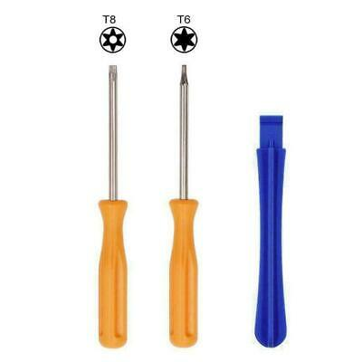 PS4 PS3 Console Opening Tool and Security Screwdrivers Favor Torx Supply Ki F0W9