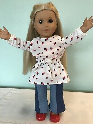 "American Girl Doll 18"" Julie Albright"
