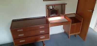 Stag 60s 70s Dressing Table Mid Century