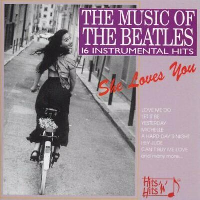 |2523283| The Beatles - The Music Of - The Beatles [CD x 1] New