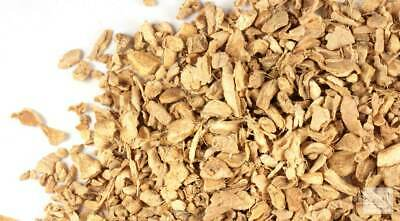 Ginger Root Dried Kibbled DRY Kibble - High Quality Herbs & Spices Teas - 200g