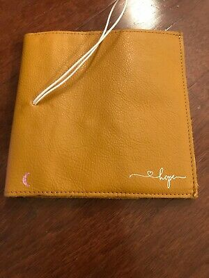 Foxy Fix travelers notebook No.5 B6 Lush Ochre Couture TN FF New Travellers
