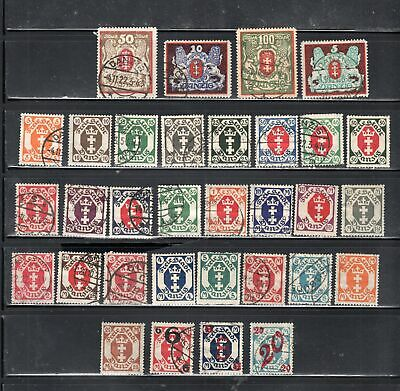 Germany Danzig  Stamps   Mint Hinged & Used  Lot 14304