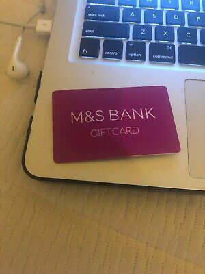 Marks and Spencer Gift Card £79