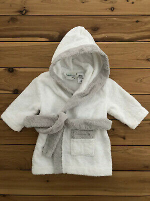 Peter Alexander Baby Bath Robe Unisex 0-9month Old BRAND NEW Without Tags