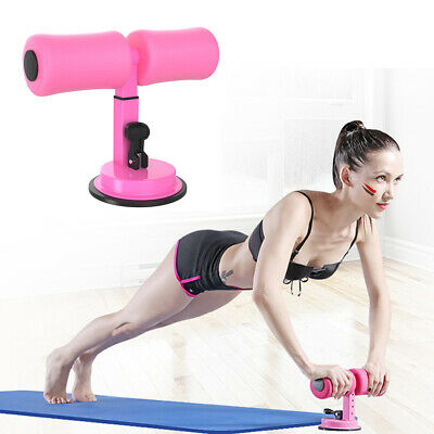 Pull Sit Up Bar Workout Slimming Ab Under Door Attachment Home Gym Abs Situp
