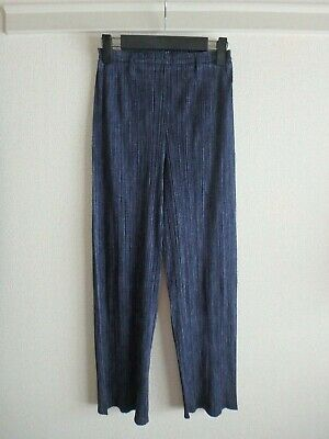 issey miyake pleats please pants size 3 made in japan F/S excellent