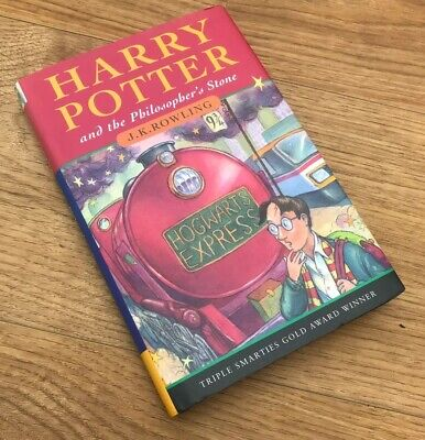 Harry Potter And The Philosopher's Stone (Hardback First / 32nd Print)