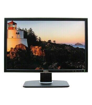 "Dell UltraSharp 2208WFP 22"" LCD Monitor VGA/DVI/USB 1680x1050"