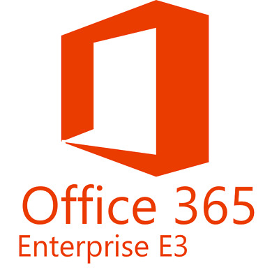 OFFICE 365 ENTERPRISE E3 2019 account for Mac Instant Delivery