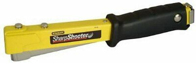 "Stanley PHT150 PHT 150"" Hammer Tacker, Black/Yellow"