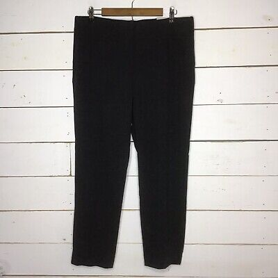 New Chico's So Slimming Ponte Stretch Juliet Pull On Ankle Length Women's 12 (2)