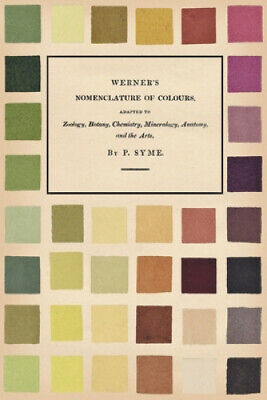 Werner's Nomenclature of Colours - Adapted to Zoology, Botany, Chemistry,