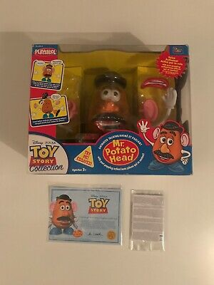 Toy Story Very Rare Signature Collection Mr Potato Head Disney Pixar Boxed