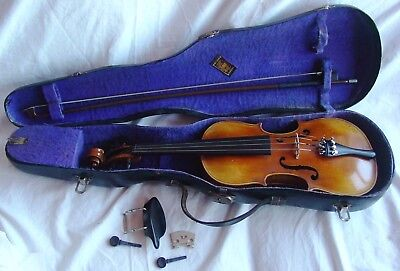Nice Antique Jacobus Stainer 1/2 Violin