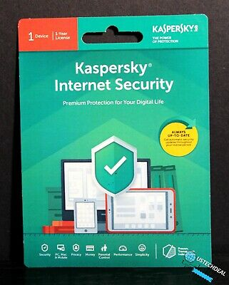 Kaspersky Internet Security 2020 - 1 PC / 1 Year (Key Card)  @NEW@