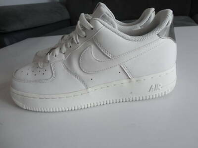 NIKE AIR FORCE 1 Limited Edition Hologram White Trainer