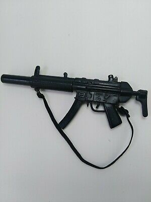 1//6 Scale 21st Century MP5 w//extendable Stock /& Silencer #1