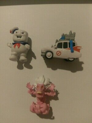 Ghostbusters Mini Figures Blind Bag loose Stay Puft Ecto