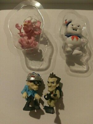 Ghostbusters Mini Figures Stay Puft plus more!