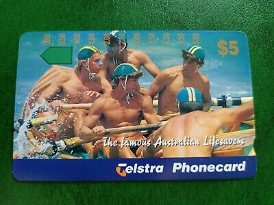 $5 Tourism - Life Savers Phonecard Prefix 1085
