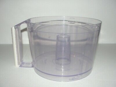 Hamilton Beach Food Processor Model 70610 - Replacement Work Bowl Part