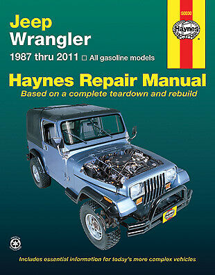 50030 Fits Jeep Wrang All Mod 87 99