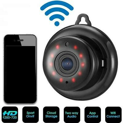 1080P Mini Wireless WIFI IP Camera HD Smart Security Night Camera Visions Z7K7
