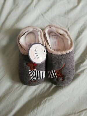 Girls Joules Slippers 12-13 (M) BNWT