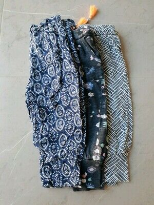 Cotton On girls pants, 3 pairs, all size 2, harem style