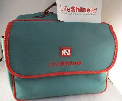 Auto Glym Care Kit  Lifeshine Bag / Carrier - Excellent Condition - Bag Only