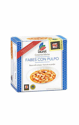 Fabes con pulpo 400g, Gourmet, other_preserves,