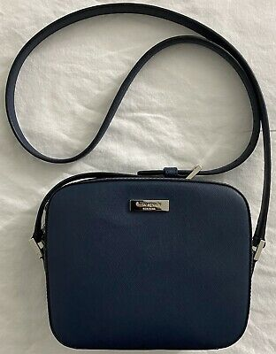 New Women's Kate Spade New York Cammie  WKRU2039 Newbury Lane Leather Crossbody:
