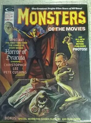 Monsters of the Movies No. 7, June 1975