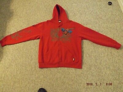 Spiderman hooded fleece jacket 2X - Sale! Save $5