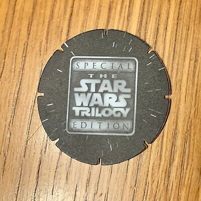 Star Wars Tazo 1996//7 From Walker/'s Crisps /& Doritos Numbers 35 to 50