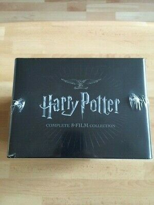 HARRY POTTER - 8-Film Ultimate Steelbook Box Collection - OOP - NEU/ NEW