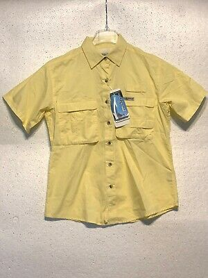 Hook /& Tackle Mens Short Sleeve Fishing Shirt  Sport Shirts for Fisherman