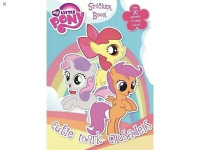 My Little Pony VINYL STICKERS 5 PACK BY PYRAMID PS7319