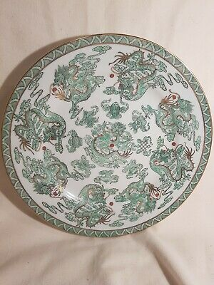 ANTIQUE 19TH CENTURY CHINESE handpainted PLATE
